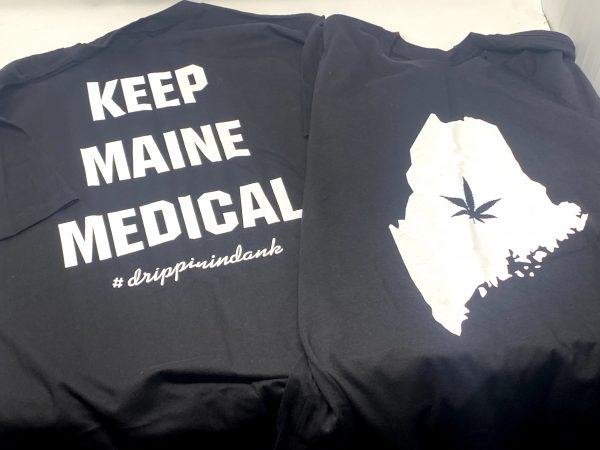 Keep Maine Medical Tee